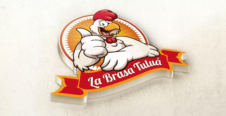 Logo La Brasa Tuluá